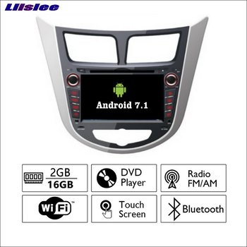 Android 5.1 9 inç Hyundai Accent/Solaris/Verna araba Radyo GPS Audio Video Multimedya Oynatıcı WiIFi DVR TSK navigasyon