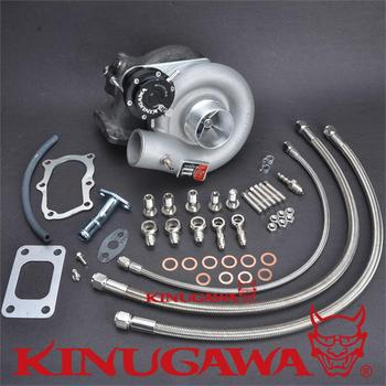 "Kinugawa Turbo 2.4 ""Nissan Skyline için TD06H-20G 8 cm RB20DET RB25DET Bolt-On"